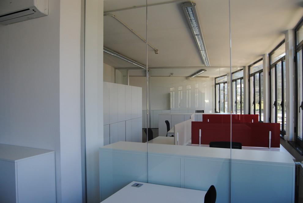 Vista area uffici