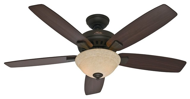 52 Ceiling Fan, New Bronze Kitchen Ceiling Fan.