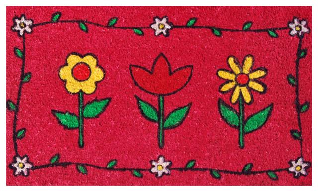 Lovely Ladies Doormat.