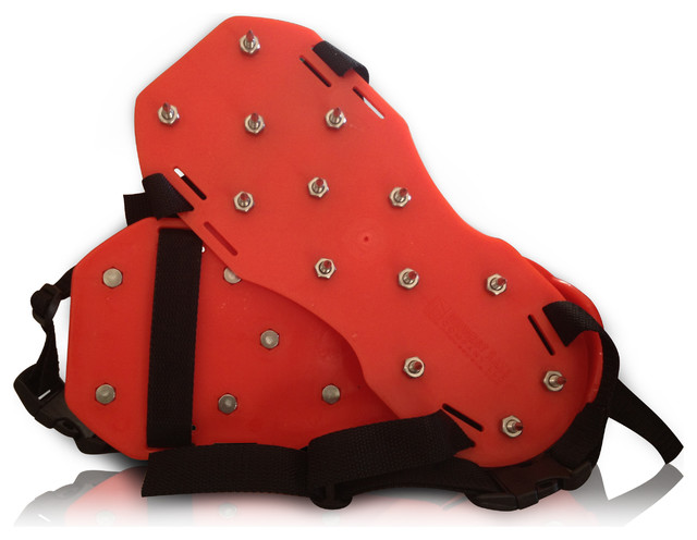 Acid Stain Resistant Spiked Shoes