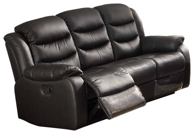 Groovy Bennett Transitional Glider Reclining Sofa Dailytribune Chair Design For Home Dailytribuneorg