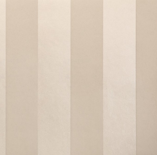 Century Classic - Metallic Stripe Wallpaper - Traditional ...