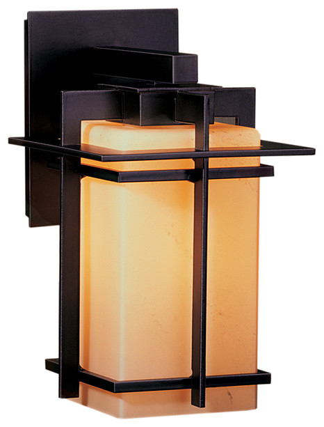 Hubbardton Forge (306007) 1 Light Tourou Medium Outdoor Sconce