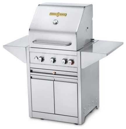 "Estate Elite 24"" Cart Grill, Propane."