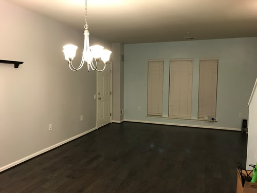 What Wall Color Goes With Dark Grey Floors