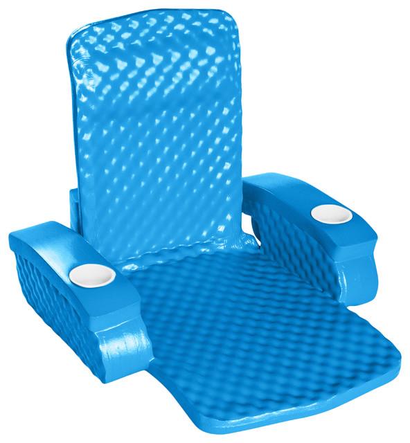Baja Folding Chair, Bahama Blue.