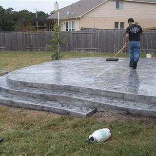 San Antonio Decorative Concrete San Antonio Tx Us 78221