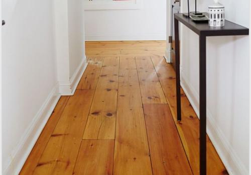 Pine, Oak, Or Reclaimed Douglas Fir For Wood Floors?