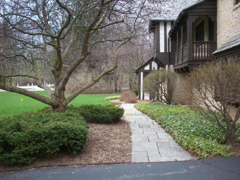 Traditional Landscape Renovation - Fox Point