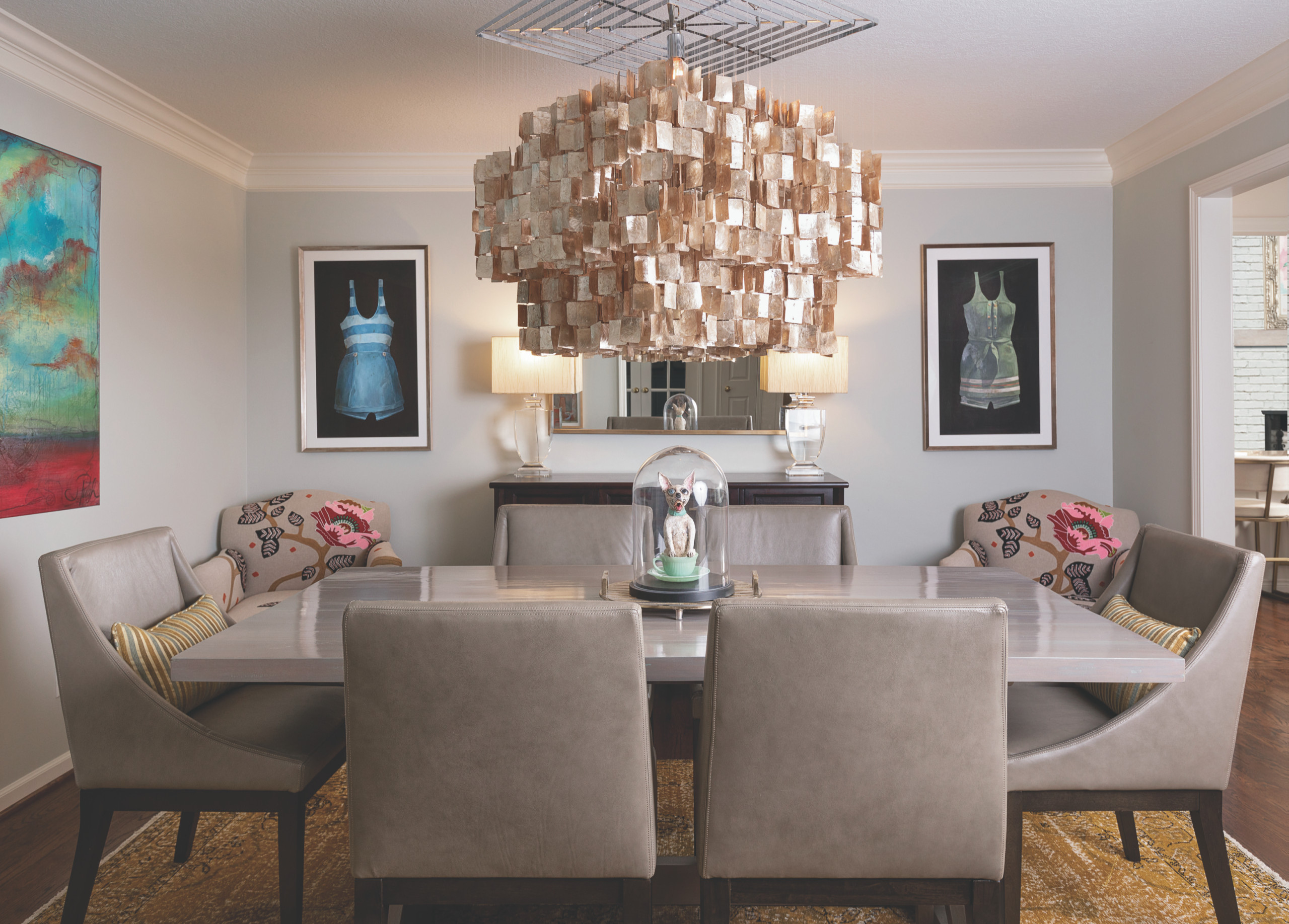 Leawood Kitchen / Dining Room