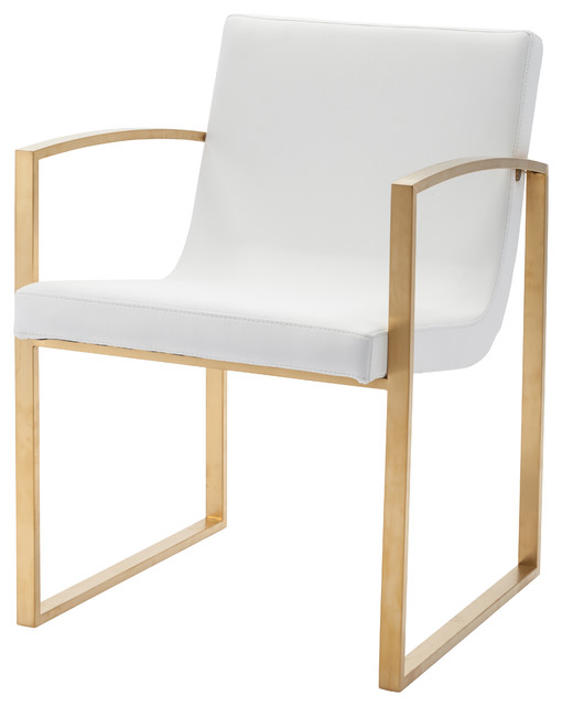 Clara Dining Chair Contemporary Dining Chairs By Nuevo
