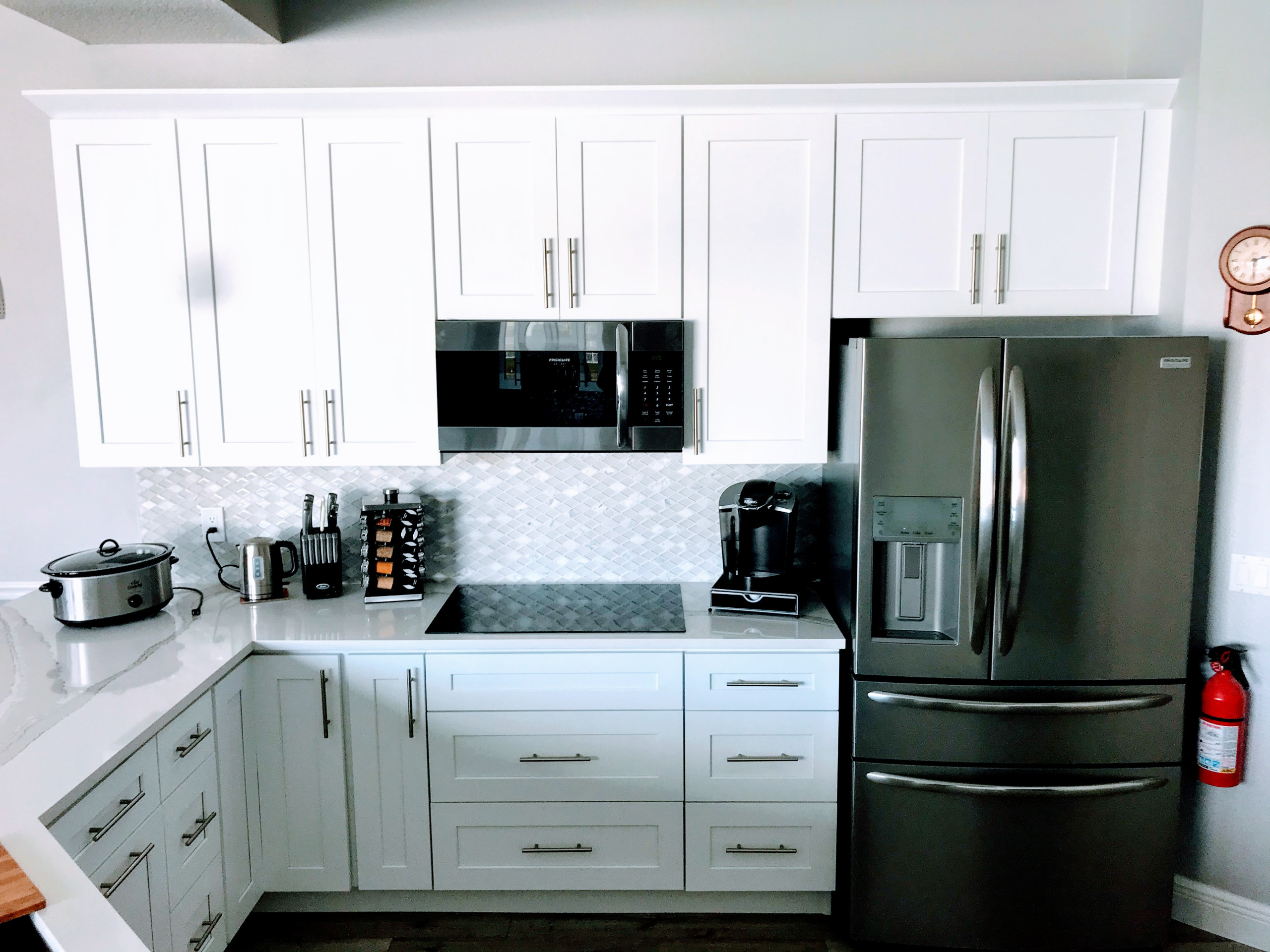 Land O Lakes   Contemporary   Flooring & Kitchen Remodel