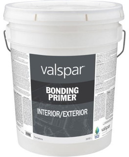Valspar Interior/Exterior Bonding Primer, 5 Gallon - Contemporary - Paint - by BuilderDepot, Inc.