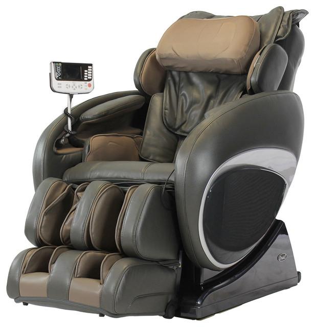 Osaki Os-4000t Massage Chair, Charcoal.