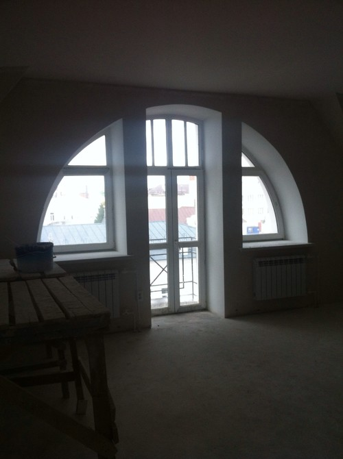 Curtains For Round Windows