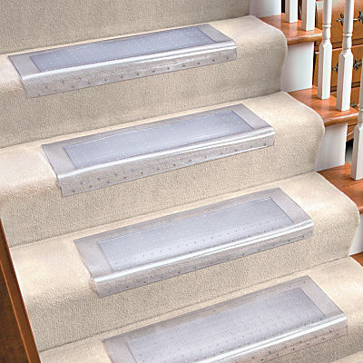 How Do I Order Clear Vinyl Stair Treads