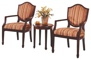 3 piece traditional living room accent chair set for 8 piece living room furniture set