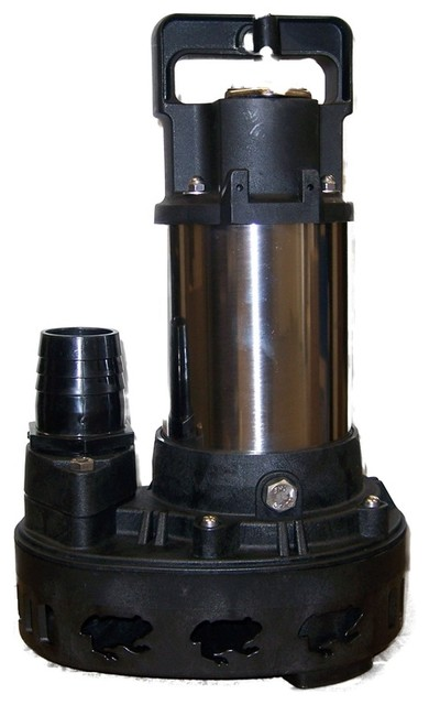 Piranha 3 000 Gph Direct Drive Submersible Pump Up To Max Flow