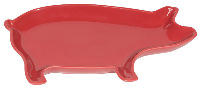 Now Designs Penelope Pig Shaped Dish
