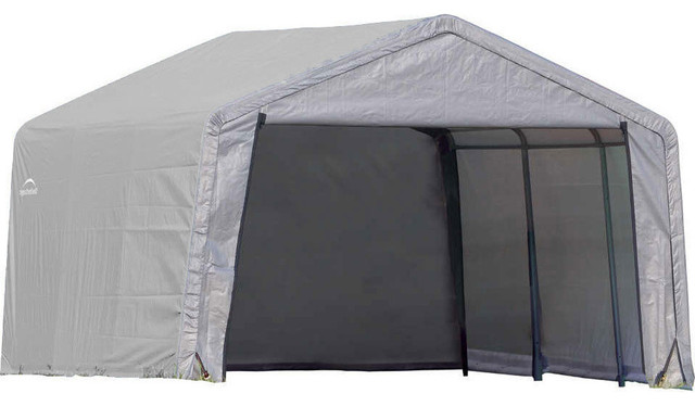 Shelterlogic 12&x27;x12&x27;x8&x27; Portable Shed.