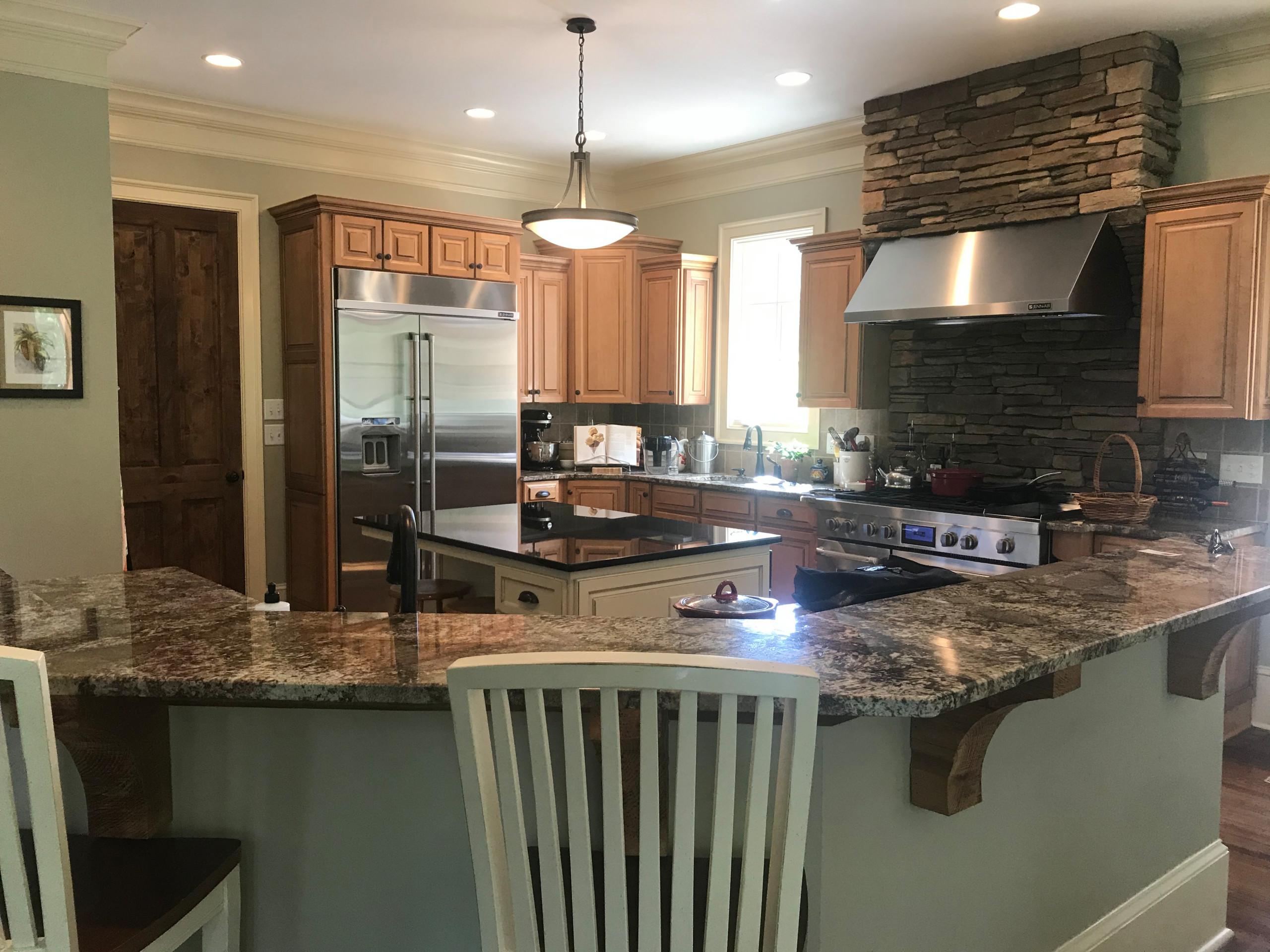 Modern Full Kitchen Remodel