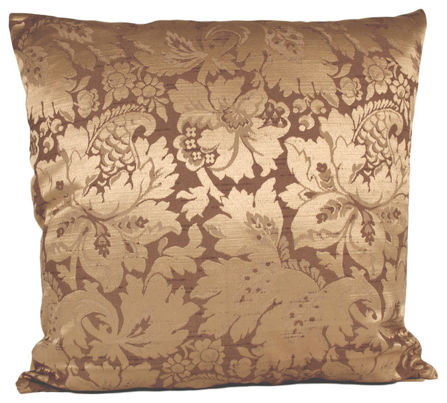 22x22 Decorative Pillows : Aurelian Pillow, 22x22 - Transitional - Decorative Pillows - by Peter Taube Home