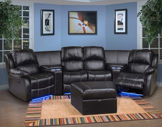 home theater couch living room furniture theater sofas home theater seating furniture 24477