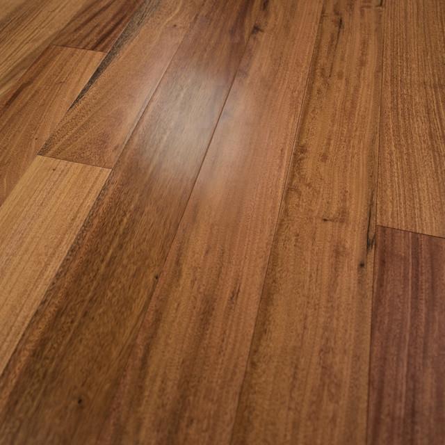 Amendoim Prefinished Engineered Wood Flooring, Sample