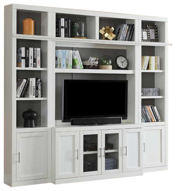 Parker House, Catalina Modular 4 Piece Entertainment Wall