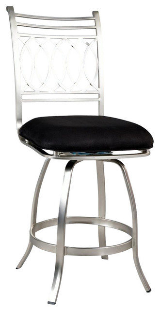 Memory Return Swivel Counter Stool Contemporary Bar