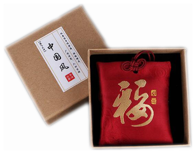 Chinese Knot Hanging Ornaments Blessing Bags Nice Gifts
