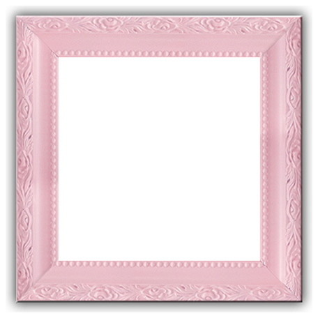 frame baby light pastel pink pink 4x5 traditional picture frames