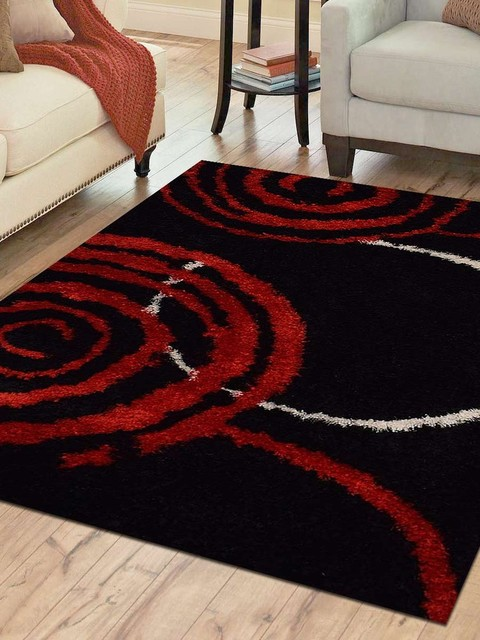 Carpets Hand Knotted Wool Area Rug