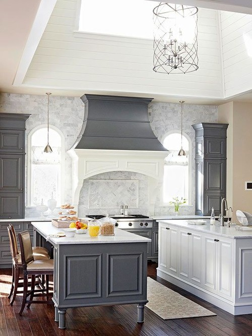 Range Hood Design Spacing