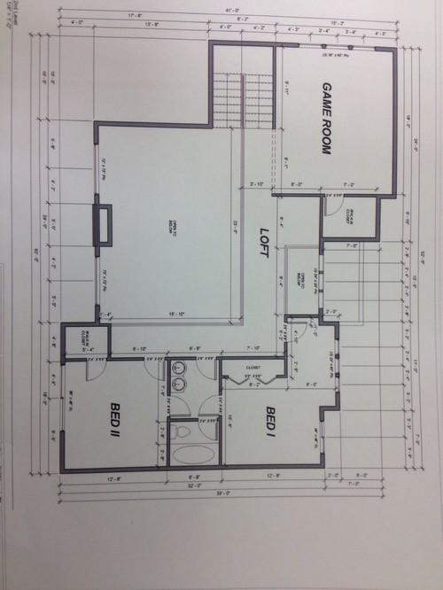 Help with House Plans Please!