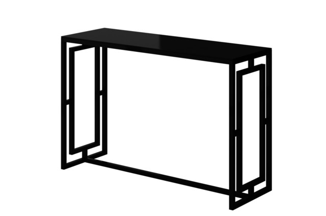 penelope modern console table with frame modern console tables designer console tables - Modern Console Tables