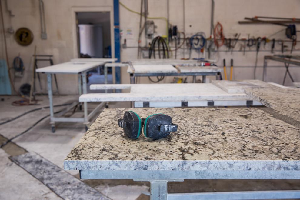Precision Granite Shop