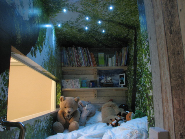 Kids Bedroom Tree House kids bedroom tree house treehouse theme bedrooms backyard themed