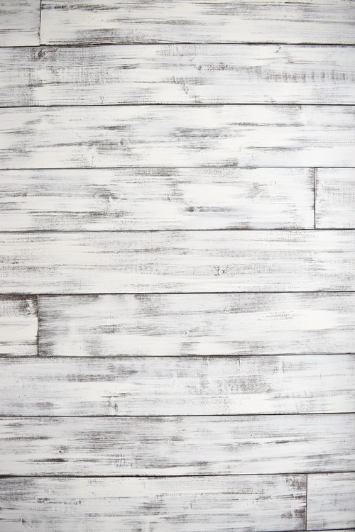 Wood Plank Wall Distressed White Brown Shiplap Feature Ceiling More Info