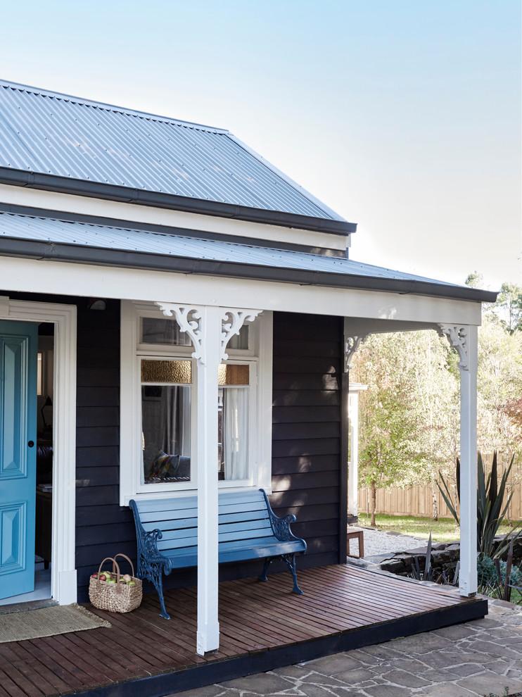 Danish home design photo in Melbourne