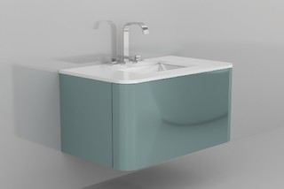 Nuvo By The Furniture Guild Contemporary Bathroom