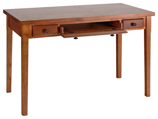 Jackson Desk, Mahogany