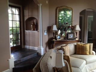 I Have An Odd Shaped Living Room With A Fireplace And Three Large Windows  On An Angle. I Would Like To Eliminate The Curved Sofa, But Not Sure How To  ... Part 79