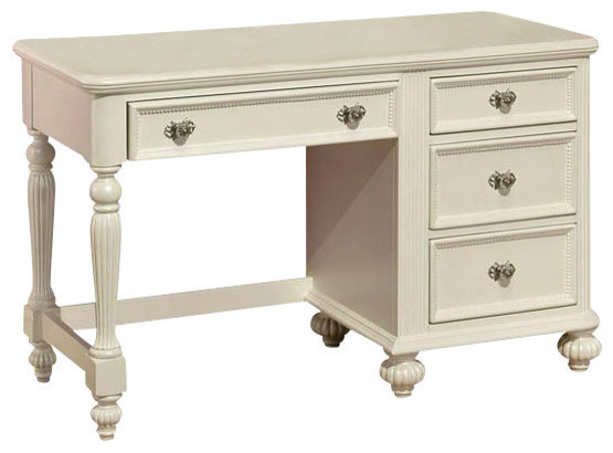 Athena Desk, White.