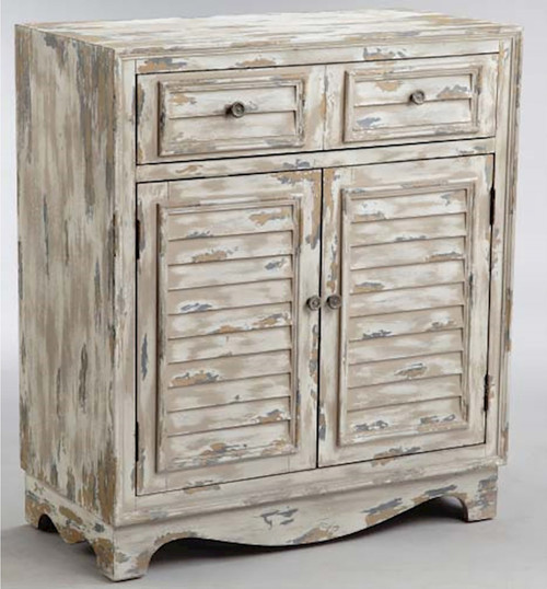 Rufton 2 Door, 1-Drawer Accent Cabinet