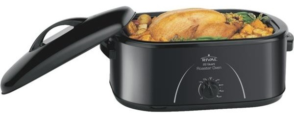 Shop Houzz Sunbeam Products Rival Electric Roaster Oven