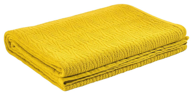 Southall Bedspread, Lime, Super King 270x270 cm