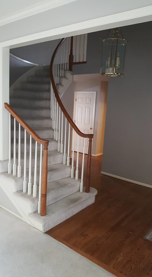 Custom Staircase Installation Project