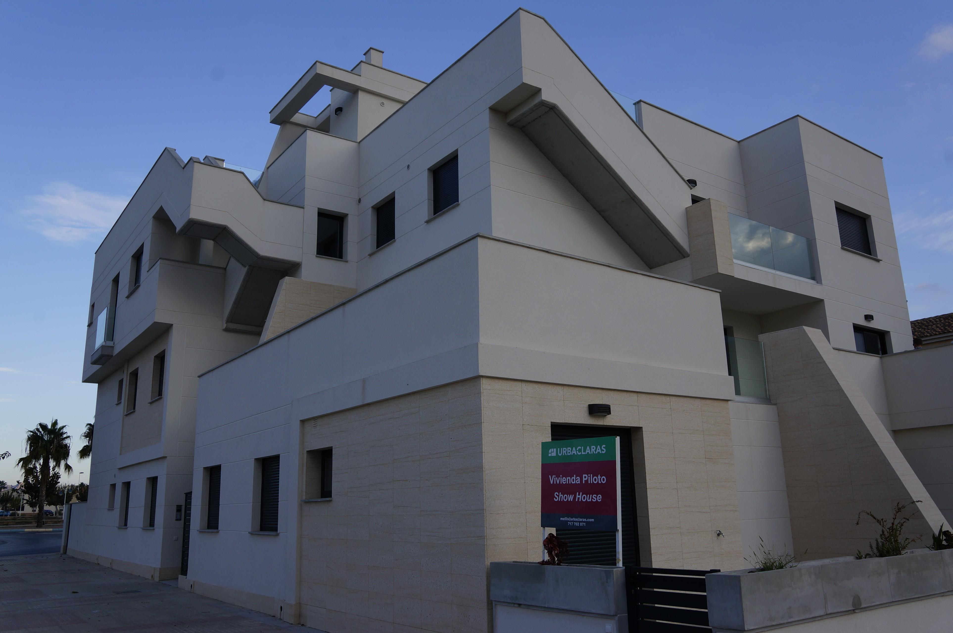 Exterior Viviendas Calle de las Palmeras