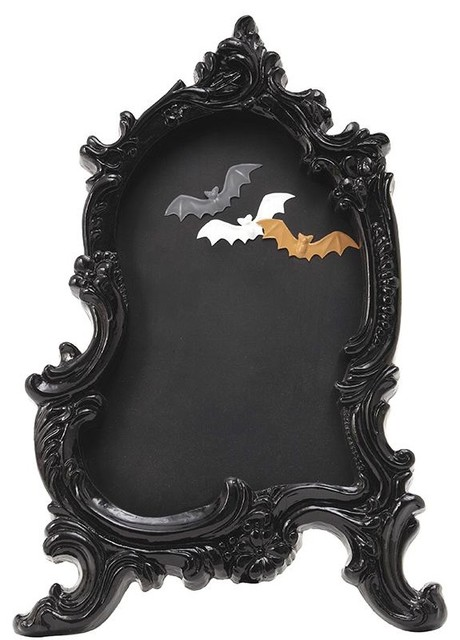 Wicked Baroque Chalkboard with Magnets